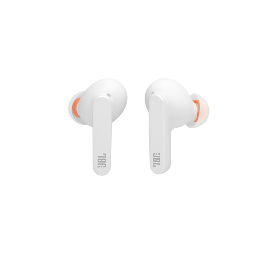 Live Pro+ TWS - White - True Wireless In-Ear NC Headphones - Detailshot 3
