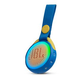 JBL JR POP - Cool Blue - Portable speaker for kids - Hero