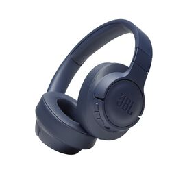 JBL TUNE 700BT - Blue - Wireless Over-Ear Headphones - Hero