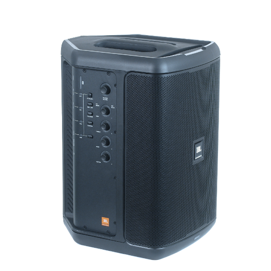 JBL EON ONE Compact - Black - All-in-One Rechargeable Personal PA  - Detailshot 15