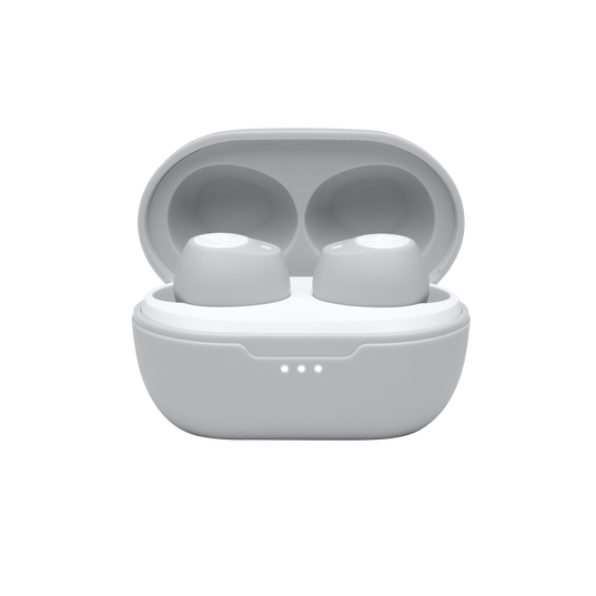 JBL Tune 115TWS - White - True wireless earbuds - Detailshot 2