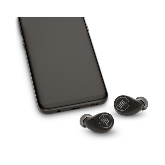 JBL Free X ear buds replacement Kit - Black - JBL FREE replacement units - Detailshot 4
