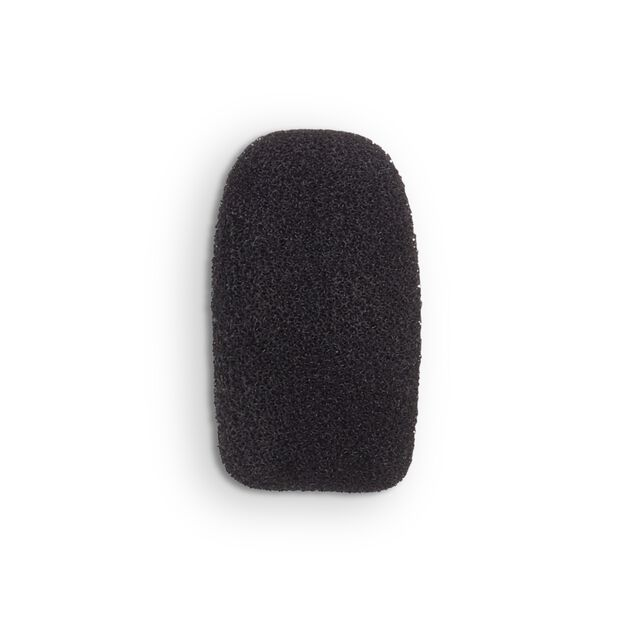 JBL Microphone sponge for Quantum 100 - Black - Wind cap - Hero