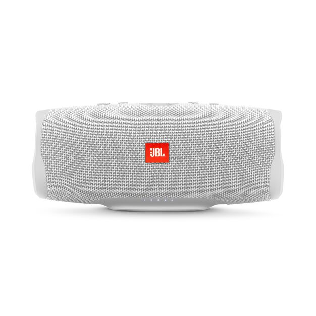 JBL Charge 4 - White - Portable Bluetooth speaker - Hero