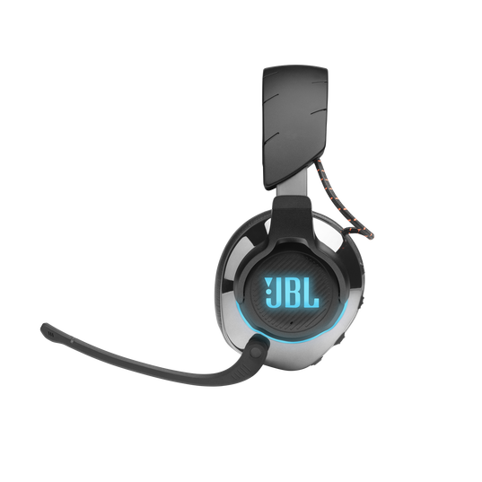 JBL Quantum 800 - Black - Wireless over-ear performance gaming headset with Active Noise Cancelling and Bluetooth 5.0 - Detailshot 2