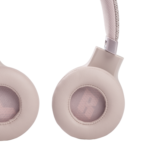 JBL Live 460NC - Rose - WIRELESS ON-EAR NC HEADPHONES - Detailshot 3