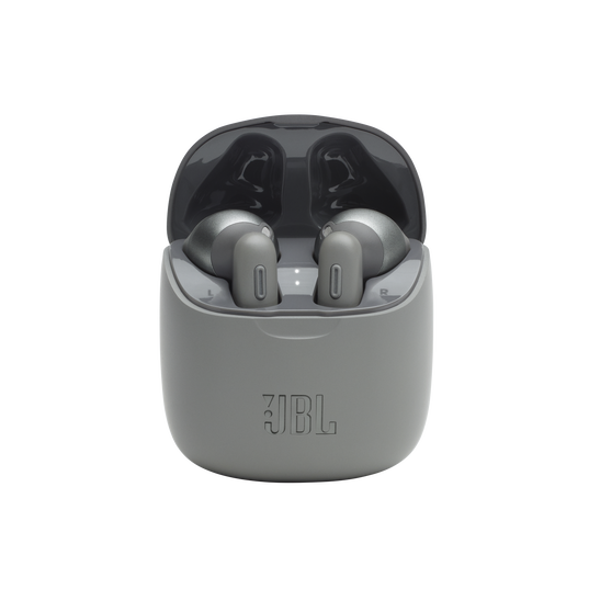 JBL Tune 225TWS - Grey - True wireless earbuds - Detailshot 4