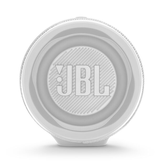 JBL Charge 4 - White - Portable Bluetooth speaker - Detailshot 2