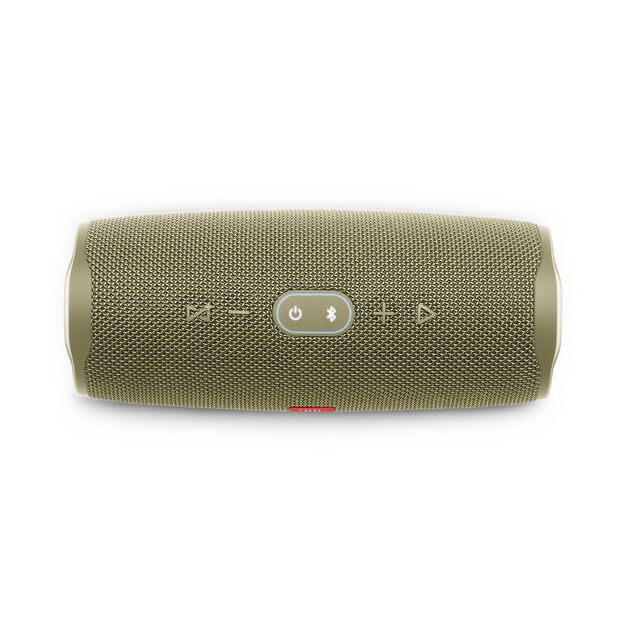 JBL Charge 4 - Sand - Portable Bluetooth speaker - Detailshot 1