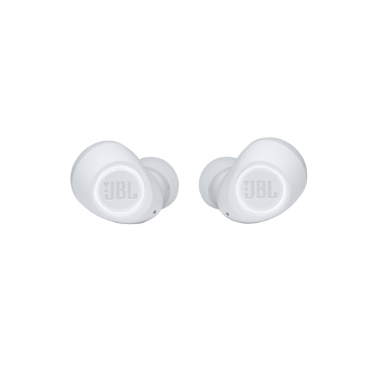 JBL Free II - White - True wireless in-ear headphones - Front