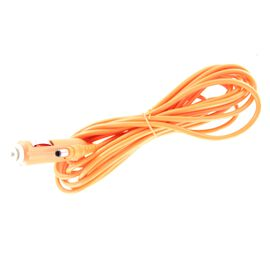 JBL 12V Car charging cable (5M) for Partybox 200, 300 and 310 - Orange - JBL 12V Car charging cable (5M) for Partybox 200, 300 and 310 - Hero