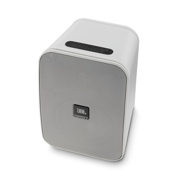 """JBL Control X Wireless - White - 5.25"""" (133mm) Portable Stereo Bluetooth® Speakers - Detailshot 13"""