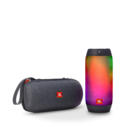 Pulse Carrying Case - Grey - Carrying Case for JBL Pulse and Pulse2 - Detailshot 1