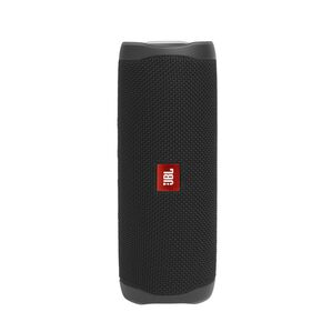 JBL FLIP 5 - Black Matte - Portable Waterproof Speaker - Hero
