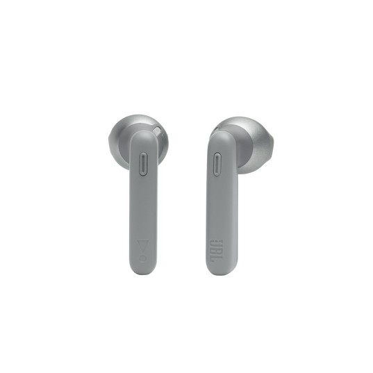 JBL Tune 225TWS - Grey - True wireless earbuds - Front
