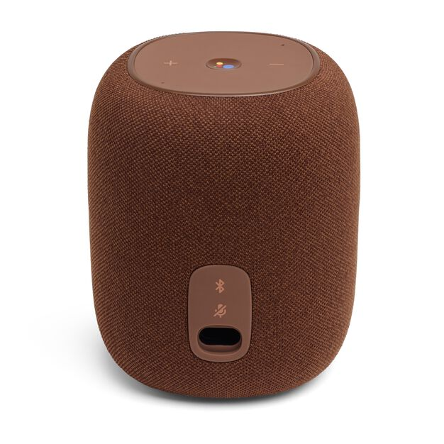 JBL Link Music - Brown - Wi-Fi speaker - Back