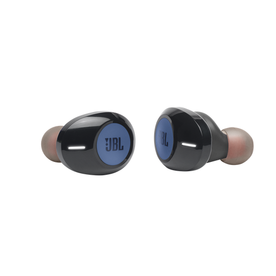 JBL TUNE 125TWS - Blue - Truly wireless in-ear headphones. - Detailshot 1