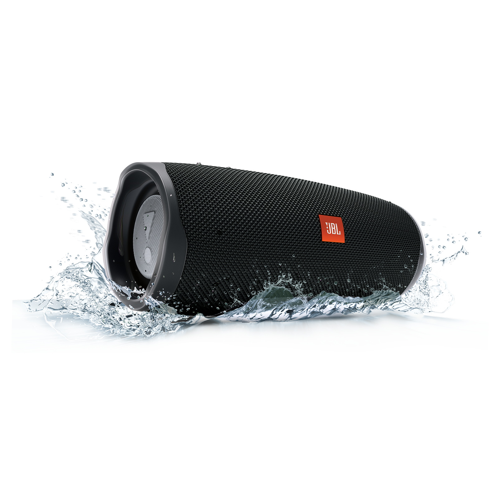 4 Waterproof Touchless Wireless Portable Bluetooth Speaker Black 100 JBL Connect