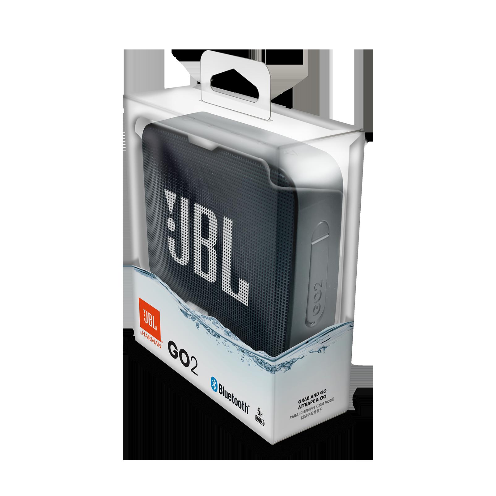 Jbl Go 2 Tragbarer Bluetooth Lautsprecher